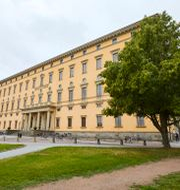 Uppsala Universitetsbibliotek Carolina Rediviva. Fredrik Persson/TT / TT NYHETSBYRÅN