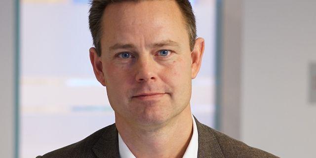 Robert Boije, chefekonom på SBAB.