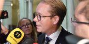 Tobias Billström (M). Henrik Montgomery/TT / TT NYHETSBYRÅN