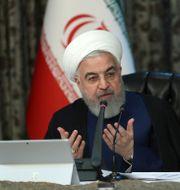 Hassan Rouhani. OFFICIAL PRESIDENTIAL WEBSITE / TT NYHETSBYRÅN