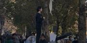 Bilden av kvinnan har fått stor spridning