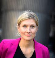 Katarina Lundahl, chefsekonom på fackförbundet Unionen. Pontus Lundahl/TT / TT NYHETSBYRÅN