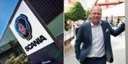 Scanias vd Henrik Henriksson. Arkivbilder.  TT