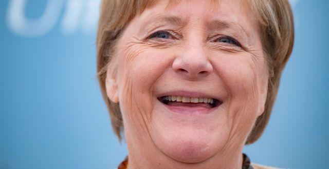 Angela Merkel. Stefan Sauer / TT NYHETSBYRÅN
