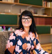 Therese Svanström. Camilla Svensk / TT NYHETSBYRÅN