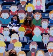 Delar av South Park-publiken. Jack Dempsey / TT NYHETSBYRÅN