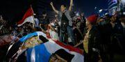Anhängare till Prabowo Subianto Dita Alangkara / TT NYHETSBYRÅN