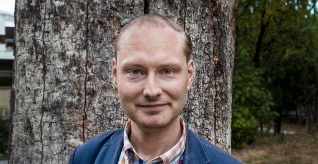 Fredrik Charpentier Ljungqvist Lars Pehrson/SvD/TT / TT NYHETSBYRÅN