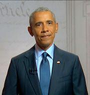Barack Obama TT NYHETSBYRÅN