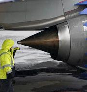 Boeing 737 Max 8 Ted S. Warren / TT NYHETSBYRÅN