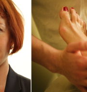 Larsson/Ayurvedisk massage, arkivbild TT