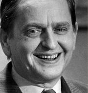 Olof Palme. TT