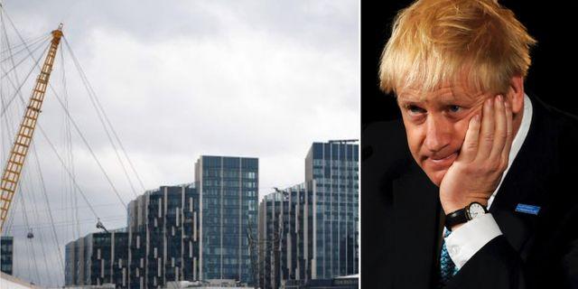 Arkivbild: Boris Johnson.  AFP/TT