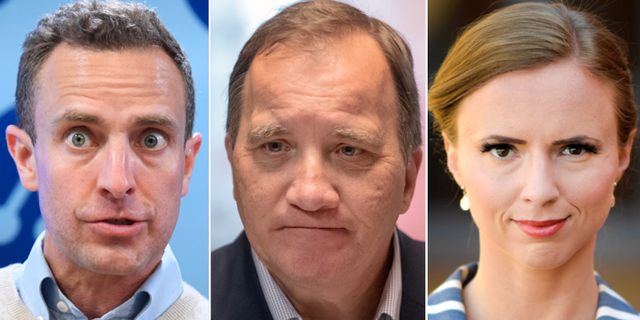 Både Tomas Tobé (M) och Sara Skyttedal (KD) vill se en annan kandidat än Manfred Weber. Men Stefan Löfven (S) backar Frans Timmermans. TT