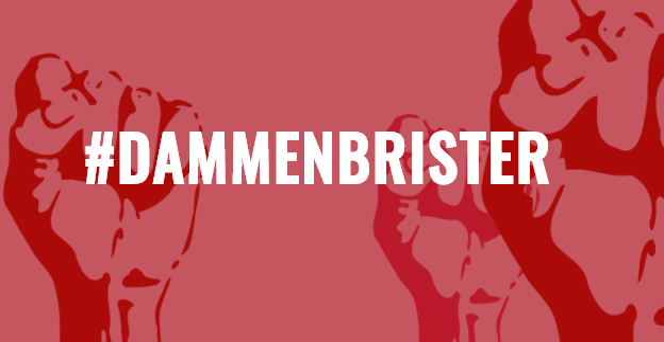 Kampanjen #dammenbrister