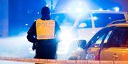 Polisen spärrar av Eriksfältsgatan i Malmö efter en skottlossning i november förra året. Arkivbild. Johan Nilsson/TT / TT NYHETSBYRÅN