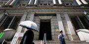 Bank of Japan i Tokyo. Shuji Kajiyama / TT NYHETSBYRÅN/ NTB Scanpix