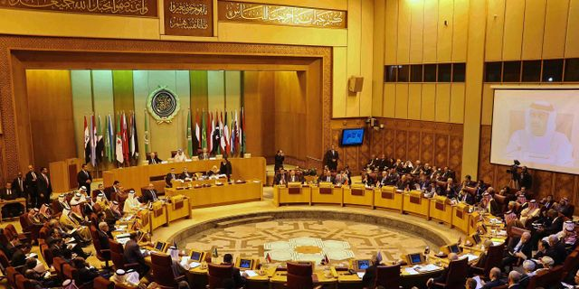 Arabledare i ekonomiskt toppmote