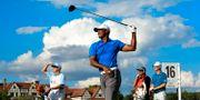 Tiger Woods.  John Amis / TT NYHETSBYRÅN/ NTB Scanpix