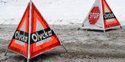 Arkivbild på olycksplats.  Johan Nilsson/TT / TT NYHETSBYRÅN