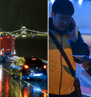 Räddningsinsatsen vid floden Donau/Personal från Sydkoreas ambassad identifierar offer TT
