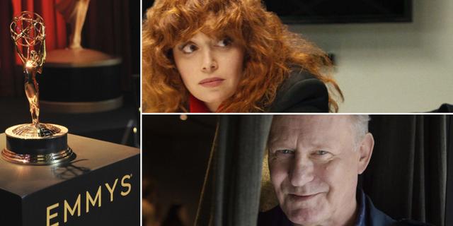 """""""Russian Doll"""" och """"Chernobyl"""" har chans till Emmys. TT"""