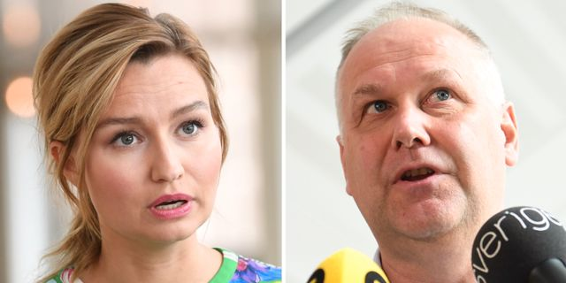 Ebba Busch/Jonas Sjöstedt TT