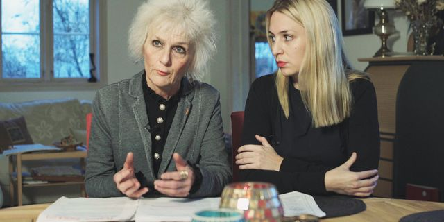 Maria och Elizabeth Morseby . SVT/Uppdrag granskning