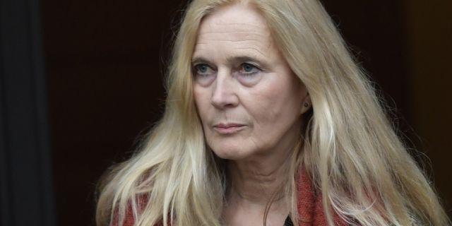 Katarina Frostenson. Jonas Ekströmer / TT / TT NYHETSBYRÅN
