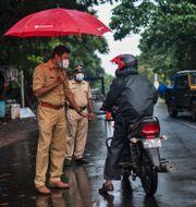 Bild från delstaten Kerala i Indien.  R S Iyer / TT NYHETSBYRÅN