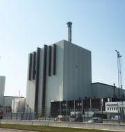 Kärnkraftsverket Forsmark.  Forsmarks Kraftgrupp bildarkiv / Forsmark