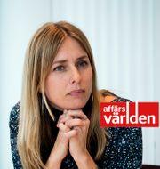 Helena Helmersson. Lars Pehrson/TT