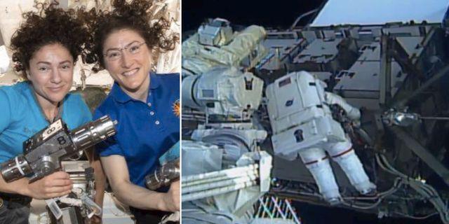 Meir och Koch/Meir i rymden. TT