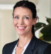 Alexandra Jönsson är mäklare på Fastighetsbyrån