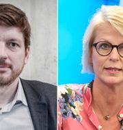 Ådahl och Svantesson. TT