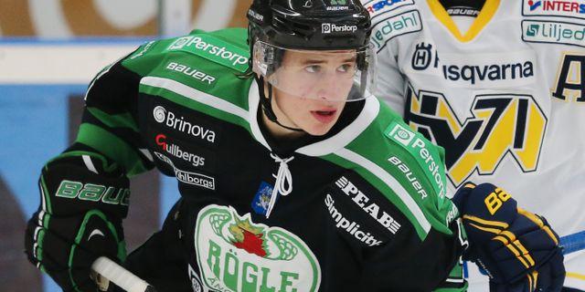 Jakob Lilja.  Andreas Hillergren / TT / TT NYHETSBYRÅN