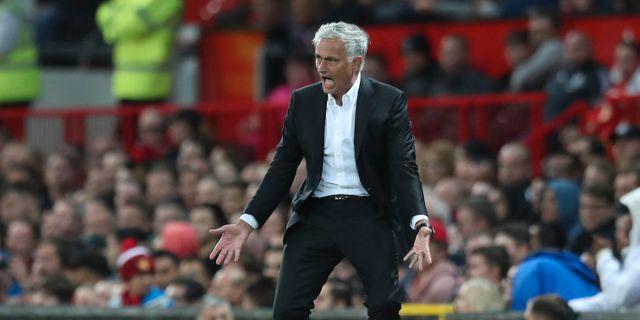 José Mourinho.  Jon Super / TT NYHETSBYRÅN/ NTB Scanpix