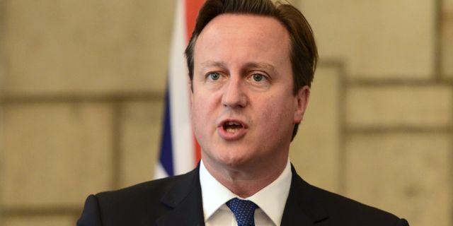 Camerons spel hotar europa