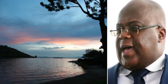 Kivu-sjön/Félix Tshisekedi TT