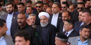 Irans president Hassan Rouhani. TT