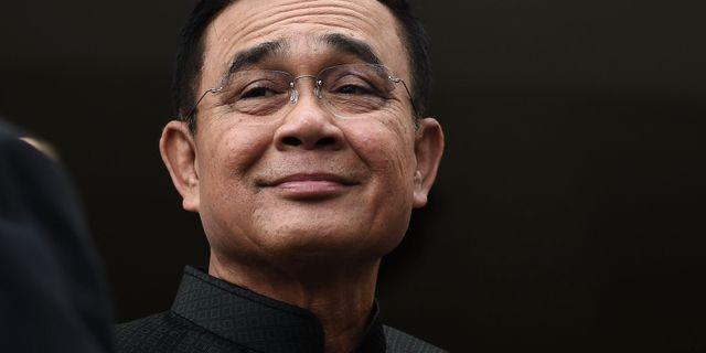 Prayut Chan-o-cha LILLIAN SUWANRUMPHA / AFP