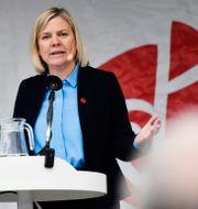Magdalena Andersson. Stina Stjernkvist/TT / TT NYHETSBYRÅN