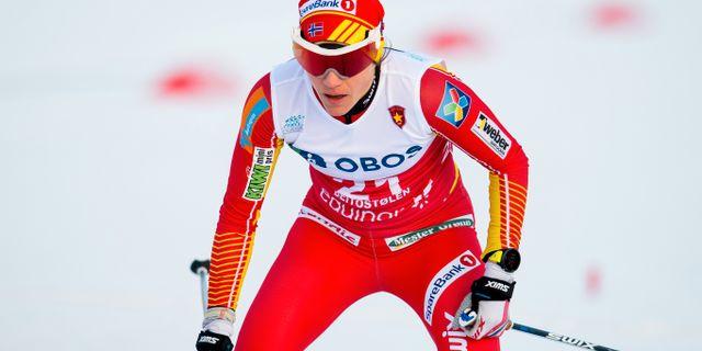 Heidi Weng.  VEGARD WIVESTAD GR¯TT / BILDBYR N NORWAY