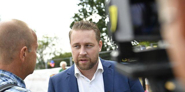 Mattias Karlsson  TT