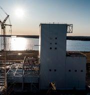 SSAB:s hybritprojekt i Luleå, vars syfte är att producera stål utan kolkraft. Magnus Hjalmarson Neideman/SvD/TT / TT NYHETSBYRÅN