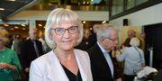 Telias styrelseordförande Marie Ehrling.  TT