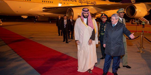 Mohammed bin Salman. Handout . / TT NYHETSBYRÅN