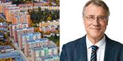 Akalla i norra Stockholm/Jan Valeskog (S) TT/Magnus Selander/Socialdemokraterna