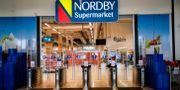 Nordby shoppingcenter i Svinesund. Vidar Ruud / TT NYHETSBYRÅN