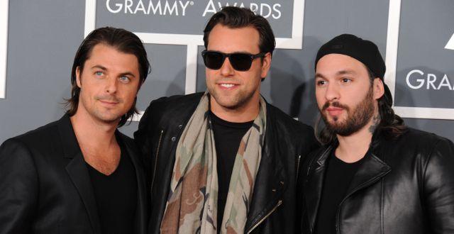 Swedish House Mafia. Jordan Strauss / TT NYHETSBYRÅN